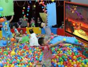 开100平米的儿童乐园造价多少钱?