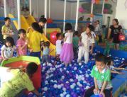 儿童乐园设备的摆放策略