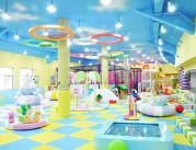 现在做室内儿童游乐场投资要多少钱?